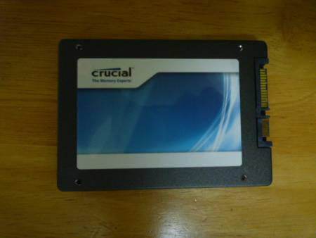 SSD Crucial m4 CT128M4SSD2